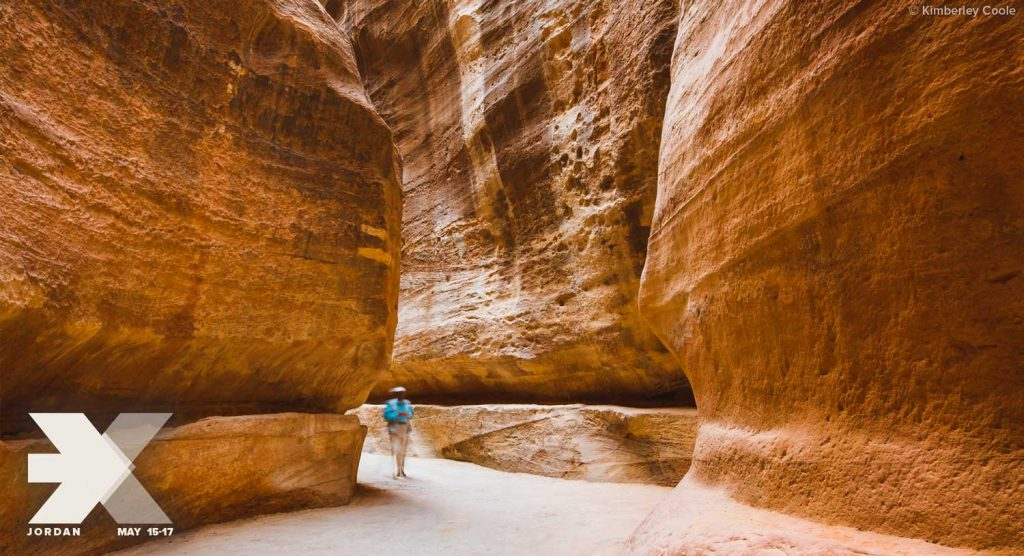 Actively explore Jordan's wadis from Amman to Aqaba with Amani Tours.