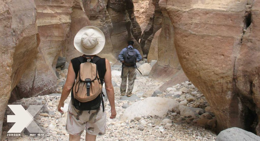 Short on time? Jordan Inspiration Tours serves up an overnight adventure with a trek through Wadi Ghuweir, often hailed as one of Jordan's most spectacular hikes.
