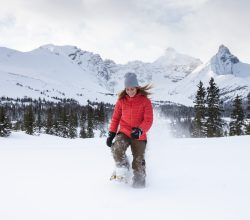 Delegates will have the opportunity to experience some of Banff's outdoor adventure activities.
