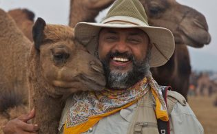 Sanjay Saxena Joins Nomadic Expeditions as Director of Operations