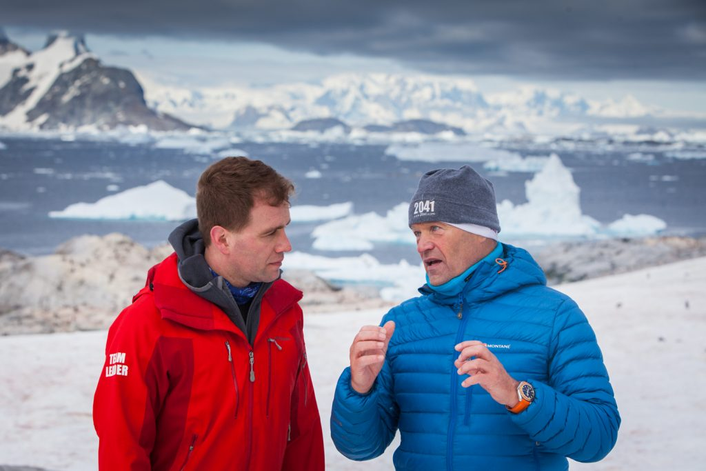 Guests on the Climate Force: Antarctica 2018 expedition will be empowered to educate others about climate change.