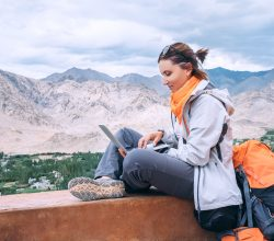 Working in adventure travel means the ATTA team needs to be flexible enough to work from anywhere in the world.