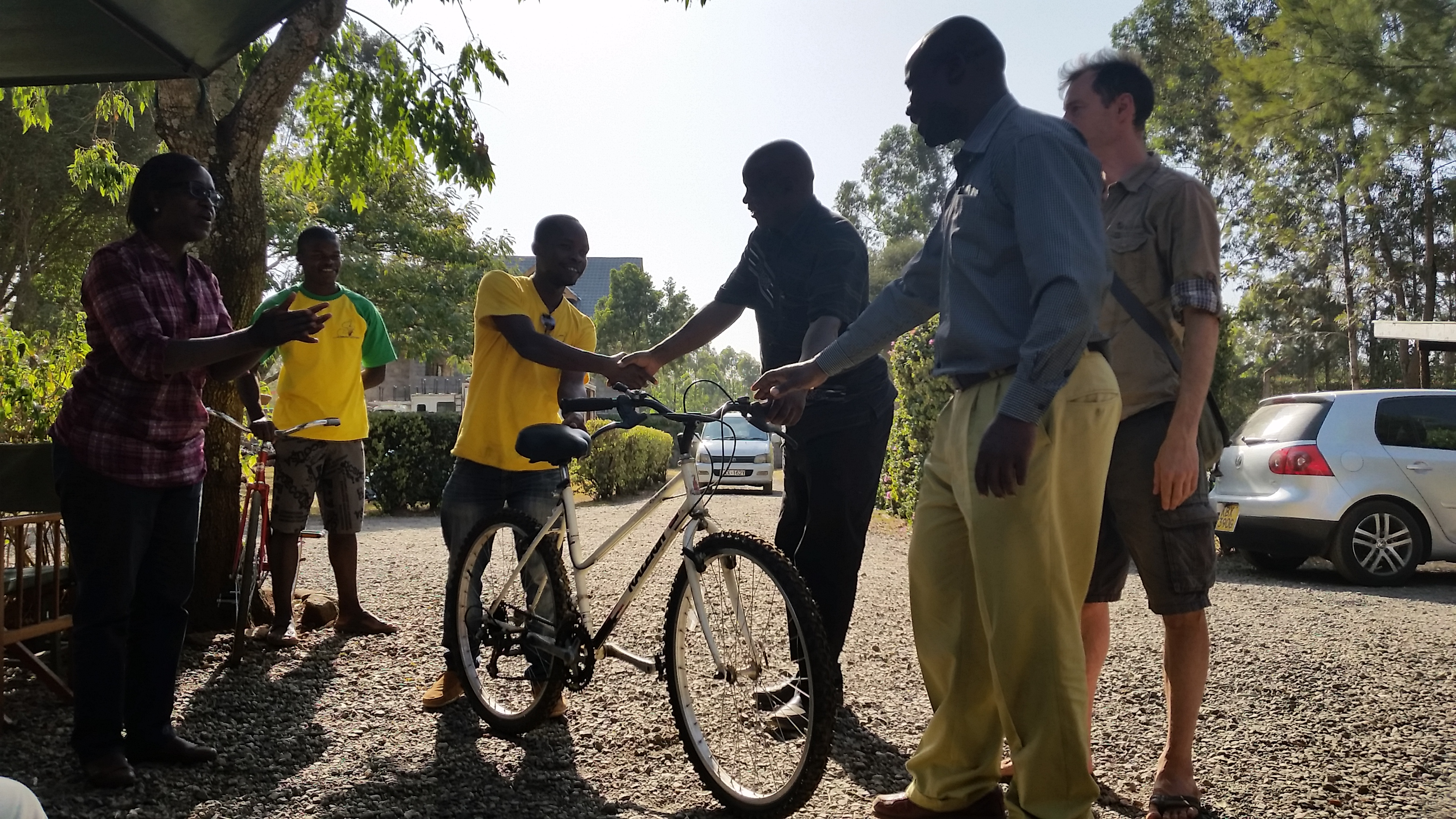 The Naked Kilometre | TDA Global Cycling