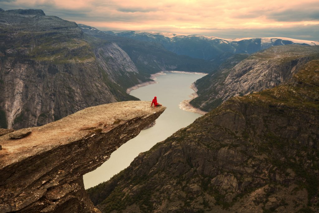 The appeal of Trolltunga and similar destinations in Norway draws thousands of hikers, many of whom are not adequately prepared for such a trek.