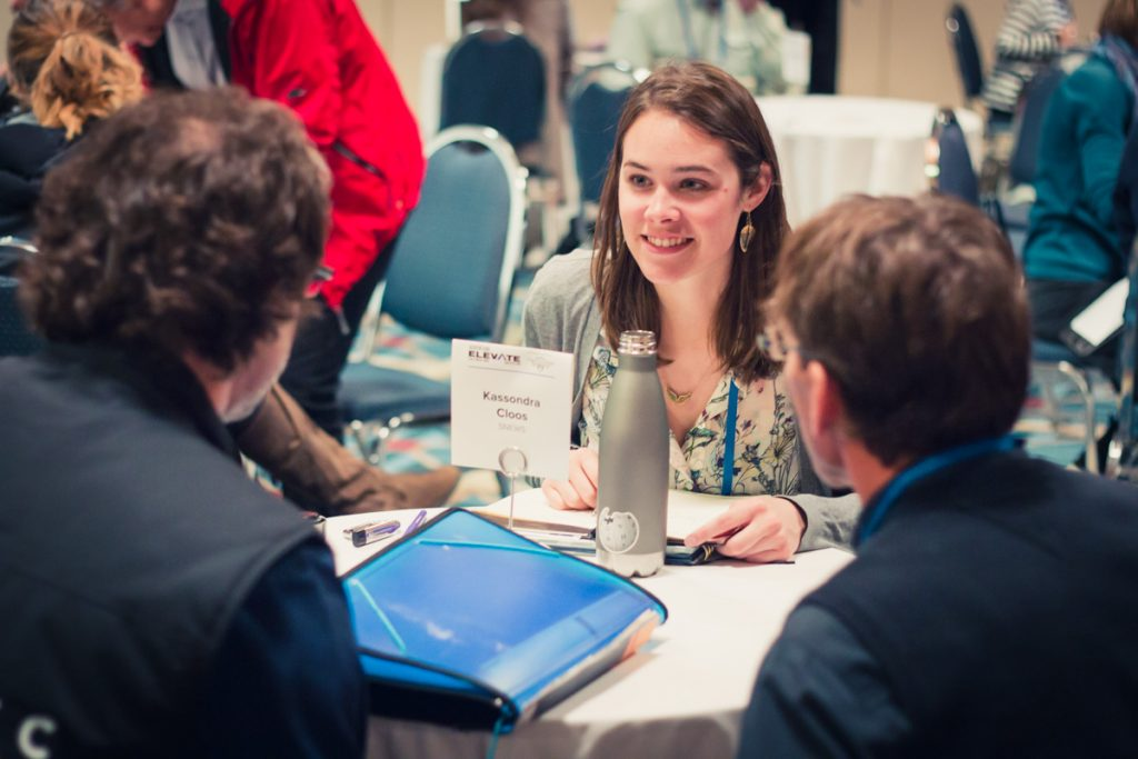ATTA's networking events are the ideal timefor pitching adventure travel media members. © ATTA / Jonah Grubb