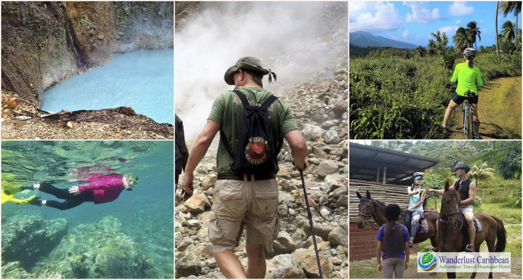 Cloud9 Dominica Rebrands as Wanderlust Caribbean, Launches Adventure