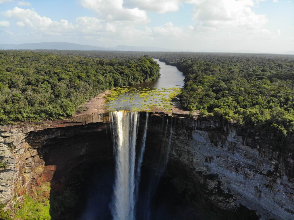 Guyana Becomes First Country To Join The Transformational